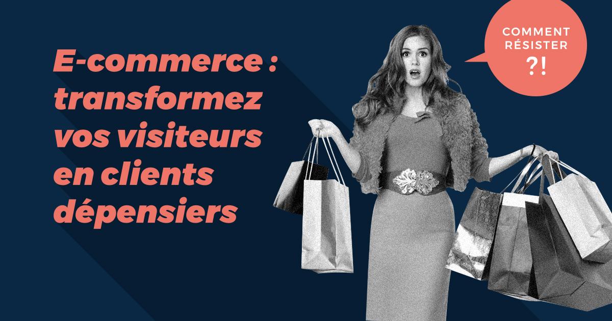 E-commerce : l'importance du design et le pouvoir du e-merchandising sur votre taux de conversion !