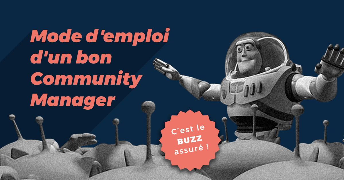 Le mode d'emploi d'un bon community manager