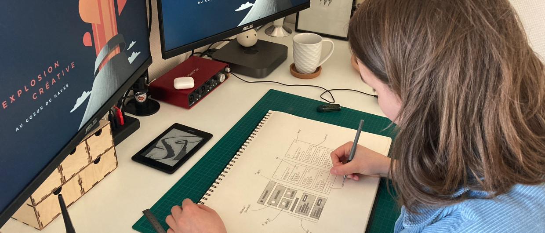 Wireframes : les fondations d'un projet réussi !